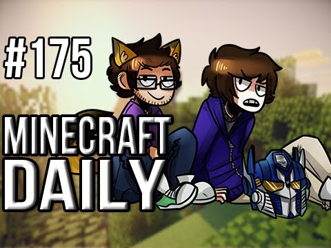 Minecraft Daily | Ep.175 | Ft. ImmortalHd | My First INFINITE Sword!