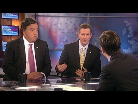 Bill Richardson Discusses Syria During 'This Week' Roundtable