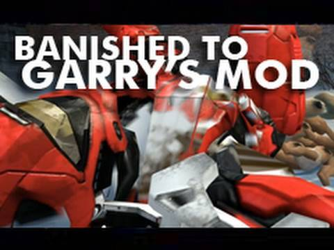 Banished to Garry's Mod (Halo 3/Garry's Mod Machinima)
