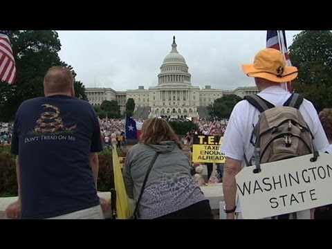 IRS Tea Party, Conservative Groups Scandal Now Center of FBI Criminal Probe