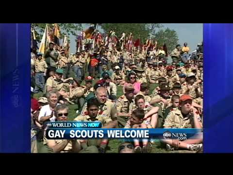 WEBCAST: Gay Scouts Welcome