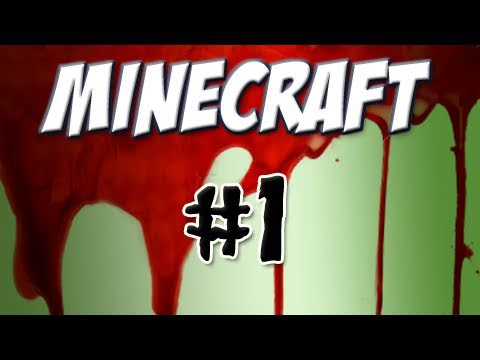 Minecraft – Part 1: How to Survive the First Night