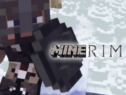 The Ender Scrolls V: Minerim Trailer (Minecraft/Skyrim Machinima)