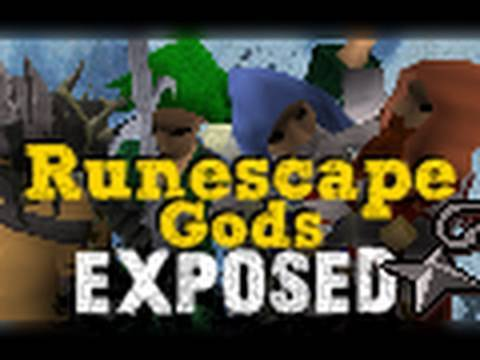Runescape Gods Exposed – Episode 8 (Machinima)