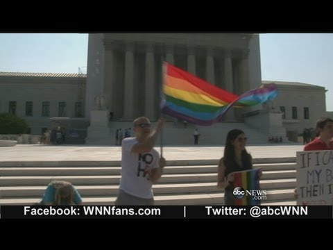 Supreme Court to Make Gay Marriage Decisions