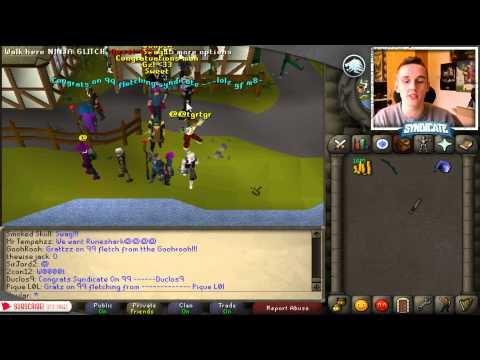 Achieving 99 Fletching On Oldscape!