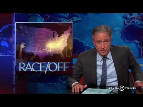 The Daily Show – Race/Off