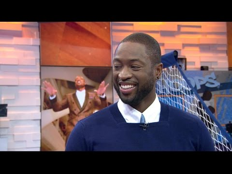 Dwayne Wade Talks About His Wedding Day and the Upcoming Season
