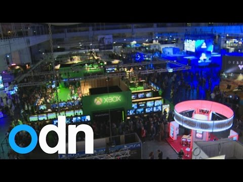 Thousands of gamers descend on London for EGX expo 2014