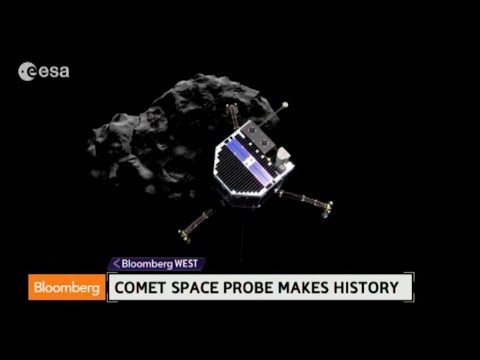 ESA's Rosetta Accomplished an Extraordinary Feat: Lewicki