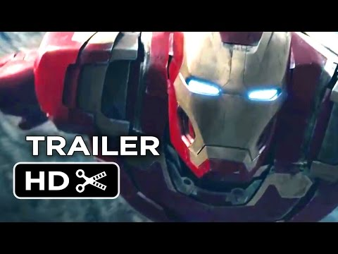 Avengers: Age of Ultron Official Extended Trailer (2015) – Avengers Sequel Movie HD