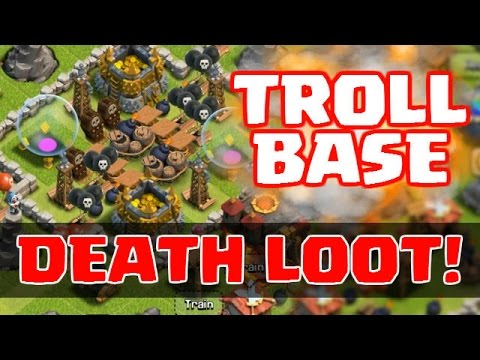 "Clash Of Clans | ""LOOT OF DEATH"" 