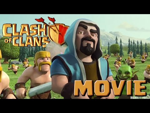 Clash Of Clans Movie – Full Clash Of Clans Movie Animation
