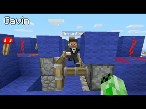 Let's Play Minecraft Episode 11 – With Geoff, Gav, Michael, Ray and Jack