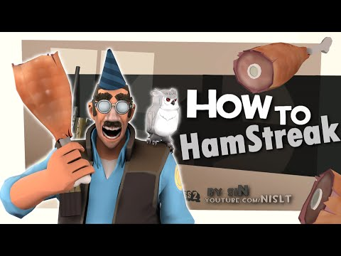 TF2: How to HamStreak [Epic Win/F2P]