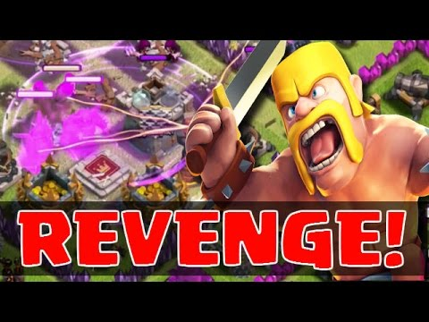 "Clash Of Clans | ""GET YOUR LOOT BACK!"" 