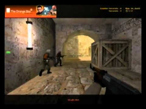 msi Beat IT! CounterStrike 1.6 Final Map 1 fnatic.msi vs EG
