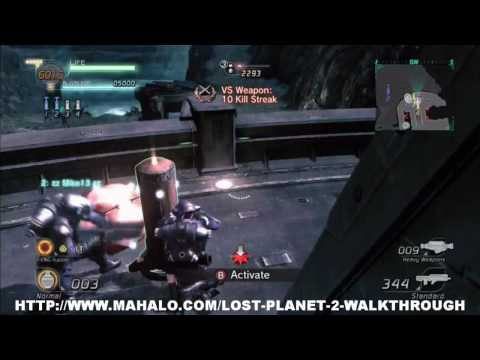 Lost Planet 2 Walkthrough – Episode 4: Counterstrike – Chapter 3 – Mission 1