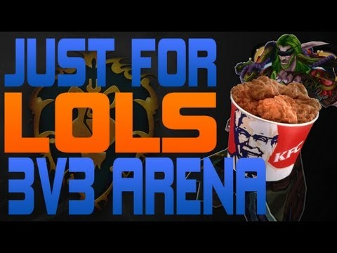 World of Warcraft – Dat Spicy Chicken 3v3 Arena | Balance Druid Ownage