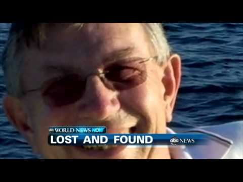 WEBCAST: Lost Man Finally Found