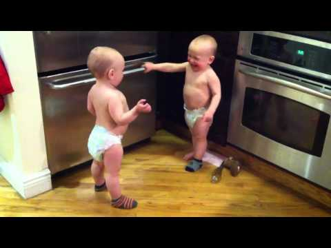 Talking Twin Babies – PART 2 – OFFICIAL VIDEO