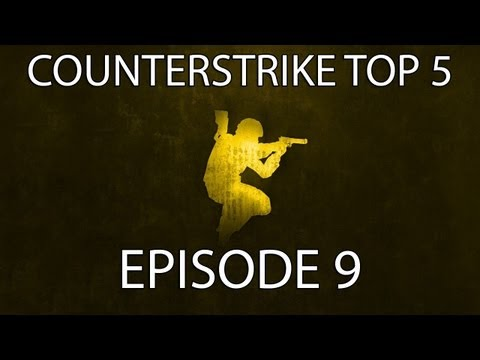 CounterStrike:Source (CS:S) Top 5 – Episode 9