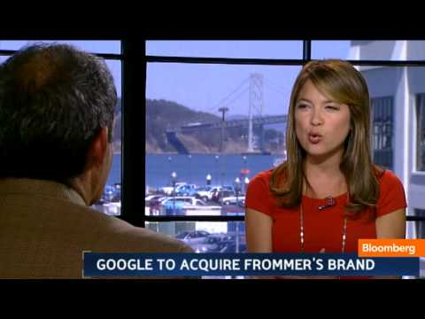 Google to Expand Local Services with Frommer's