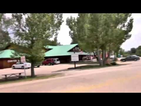 Historic Montana town up for auction