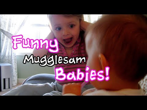 Hilarious Youtube Babies! No Mommy Videotape Me!