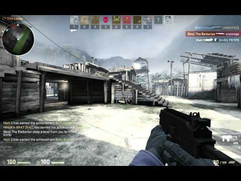 Counter Strike:Global Offensive – First Game/Welcome HD