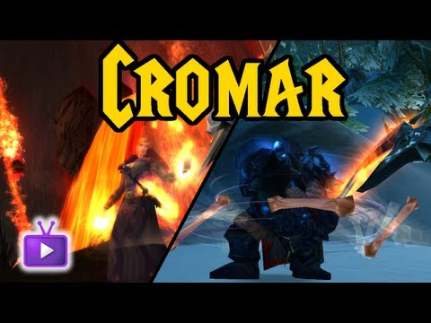 ★ WoW – Cromar Returns to World of Warcraft