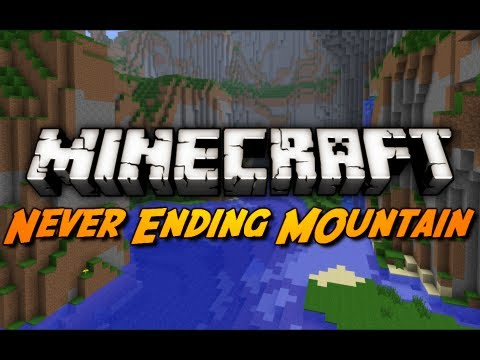 Minecraft Seeds – Never Ending Mountain Biome! (1.3 Seed Showcase)