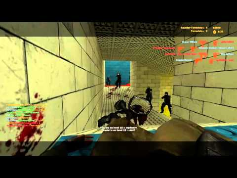 Counter Strike Source Gun Game JULY part 2