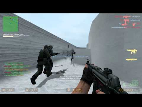 Counter Strike Source Gun Game JULY part 3