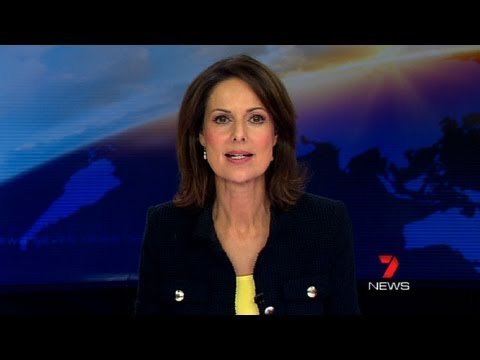 7News bulletin for August 14