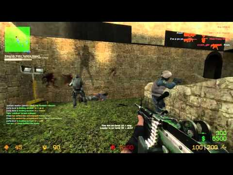Counter Strike Source Gun Game JULY part 4