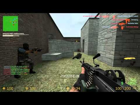 Counter Strike Source Gun Game JULY part 5