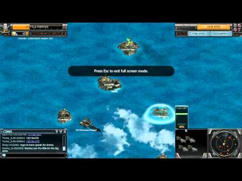 Battle pirates The Hailstorm cutlass and diplomat fleet test