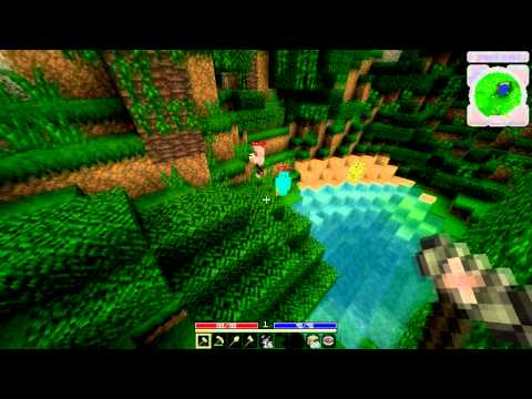 Minecraft: Hack Slash Mine – Part 1