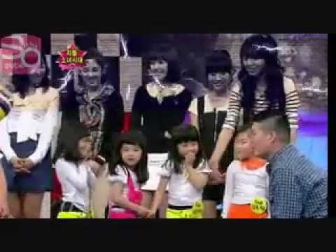 Babies Generation (Little Girls' Generation) – Gee [Ft.SNSD] (Funny)