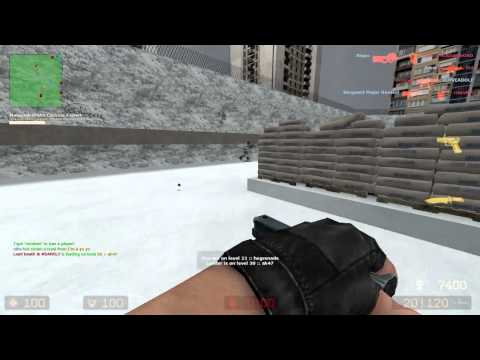 Counter Strike Source Gun Game JULY part 7