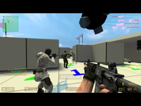 Counter Strike Source Gun Game JULY part 8