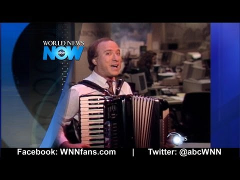 20th Anniversary – Barry Mitchell World News Now Polka
