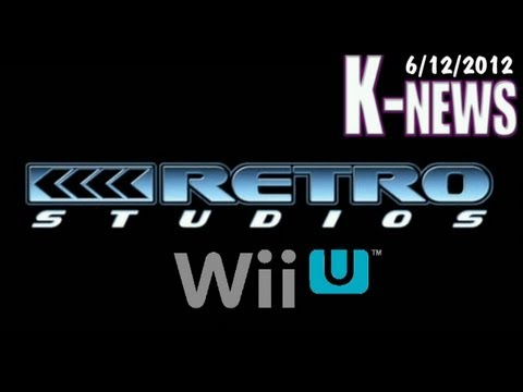 K-News – Retro Studios pulled NEW Wii U Game from E3!