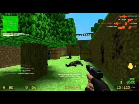 Counter Strike Source Gun Game JULY part 10
