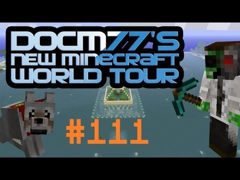 Docm77´s NEW Minecraft World Tour – Episode 111: The End