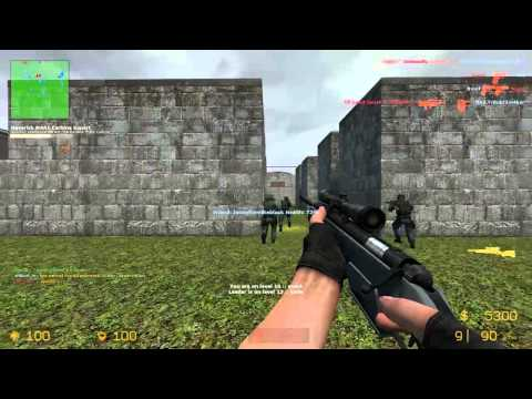 Counter Strike Source Gun Game JULY part 13