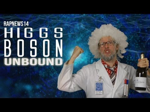 Rap News 14: Higgs Boson Unbound (with Prof. Scott Ridley)