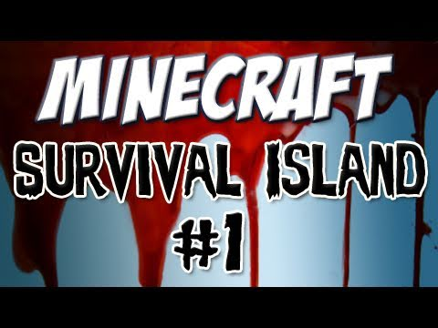 "Minecraft – ""Survival Island"" Part 1: Precious Dirt"