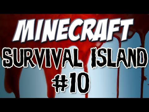 "Minecraft – ""Survival Island"" Part 10: The Curator's Lost Treasure"